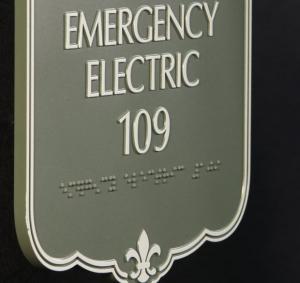 Photopolymer Signage