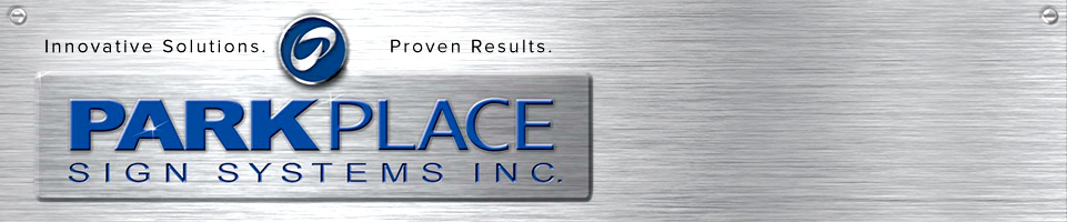 Park Place Sign Systems