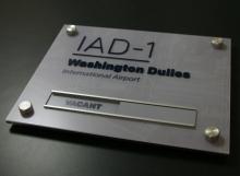 Custom Acrylic - WA Dulles
