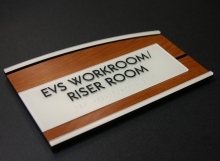 Custom Acrylic - EVS