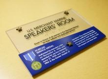 Photopolymer Speakers Room